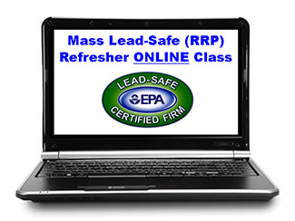 Mass Lead-Safe Refresher On-Line Class